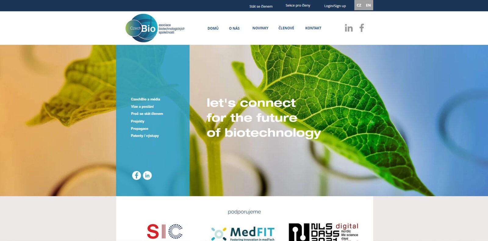 Asociace biotechnologických společností